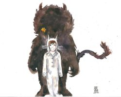Where The Wild Things Are fanart by edding142