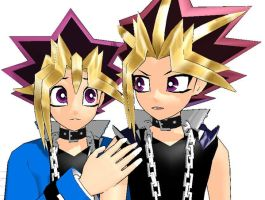 Yami dont go MMD by stlbabie24