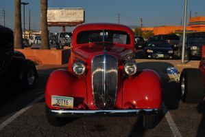 1936 Chevrolet by we-are-the-remnants