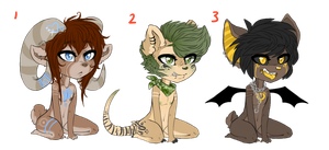 Adoptables 08 CLOSED EARLY/ALLAUTOBOUGHT by SC00TAH