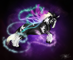 -:A Different Kind Of Magic:- by FireSkip