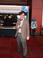 The 11th Doctor CTCon '10 by Viperas