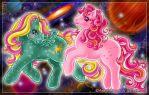 The Galaxy by AnnieMsson