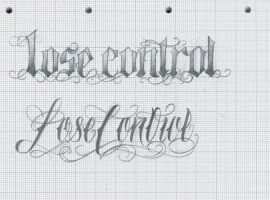 Lose Control by 12KathyLees12