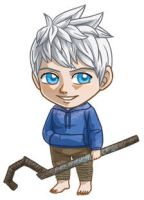Rise of the Guardians: Jack Frost by cosplayscramble