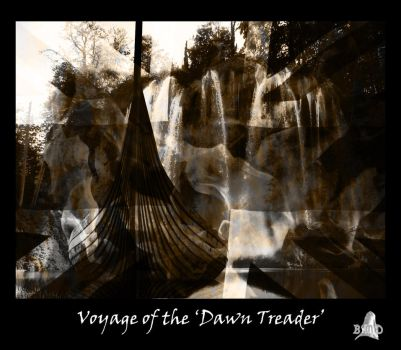 Voyage of the 'Dawn Treader by BlackMageDesigns