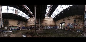 Shrubhill - pano 01 by MichaWha