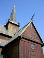 Viking church by Waterdroplet-s