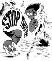 Stop That!!! by Bhavasindhu
