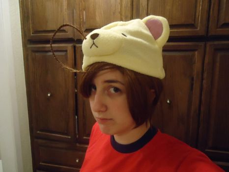 Aph-Romano's new hat by Sugerlandrox