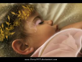 Sweet Sleeping Angel by Terry1977