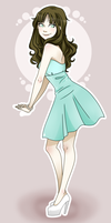 32. Commission for Danielle-chan by PaboNyannie