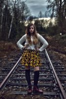 Train(wreck) by youngwhit