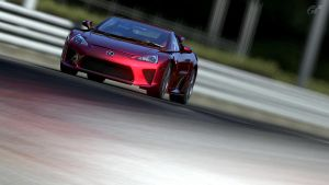 Hibiscus Red LFA 3 by kevinlowl