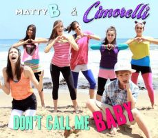 Cimorelli Cover Artwork - Don't Call Me Baby by xNiciCupcake