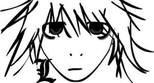 L - Death Note by Cilo