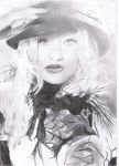 Christina aguilera by What-about-chris