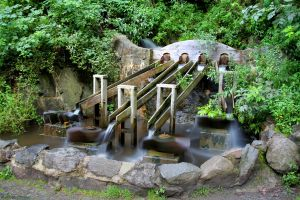 water wheels by Xadron