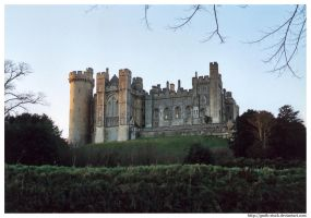 Arundel castle 3 by gmtb-stock