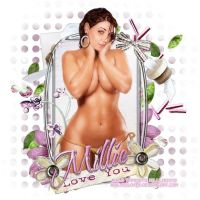 Mille Love You by gIO and Sam Shovelton by giolove1