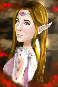 elf by valeriaO45