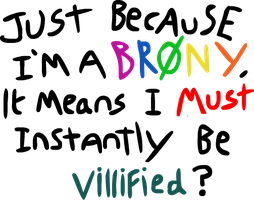 Inspiriting Words from a Brony by Alozec