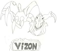 Vizon by Maverickhunter2