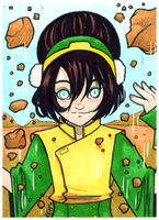 March of Dimes - Toph by tea-bug