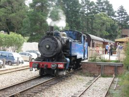 No.1049 simmering in Clarence by RedtailFox