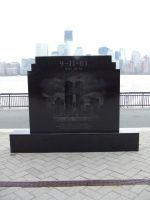 WTC Grand St memorial Jersey City NJ 1 by PaulRokicki