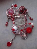 Valentine's Brooch by Sompy-Stuff
