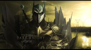 The Dark Knight Rises by ReapingGFX