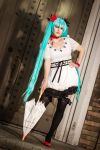 Miku Hatsune Cosplay - Eyes on Me by KendraKei