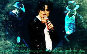 Michael Jackson Wallpaper 9 by Ebs2Hott4U