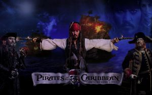 Pirates of the Caribbean: On Stranger Tides by red-teddy