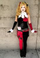 Harley Quinn Anime Expo 2013 by piratesavvy07