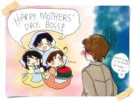 APH: Happy Mothers' Day, Boss by mistulamanika