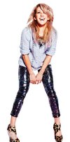 PNG Ellie Goulding 004 by PixxLussy