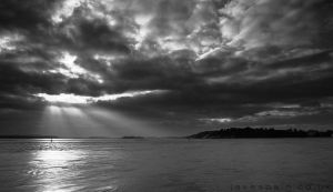 Poole Harbour by JakeSpain