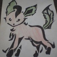 leafeon by cloud-strife-is-hot