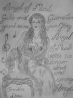 Christine Daae by YourWayIsLonely