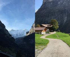 Grindelwald Swiss Alps - iOS Wallpapers by fupet