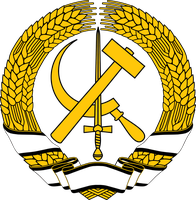 CoA of the Socialist Republic of Prussia by TiltschMaster