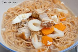 My lunch - 14Jun12 by patchow