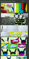Felt : B.A.P Bunny plushies [Picture tutorial] Pt1 by CraftCandies