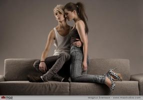 Jacob And Andrea 04 by MazStudios