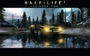 Half Life 2 Episode two by God--of--War