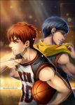 +KnB - Rematch + by goku-no-baka