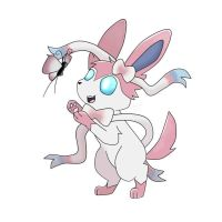Sylveon by SynthieRose