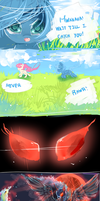 MLP comic: Tag you're it by AquaGalaxy
